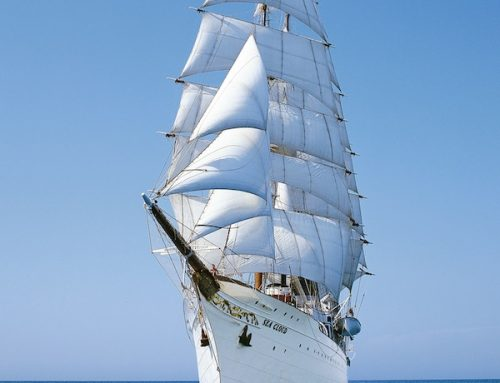 The Romance of a Windjammer